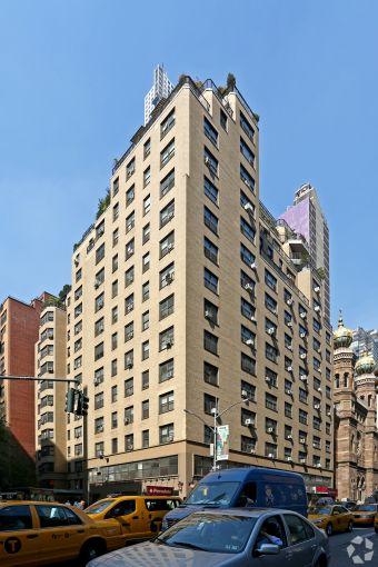 642 Lexington Avenue. Photo: CoStar Group.
