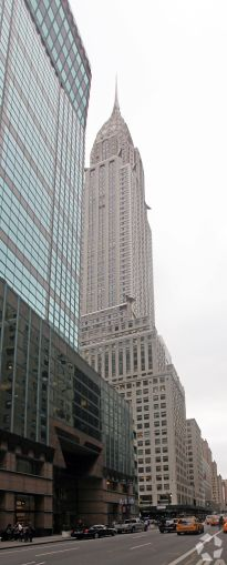 The Chrysler Building at 405 Lexington Avenue.
