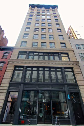 15 West 27th Street.