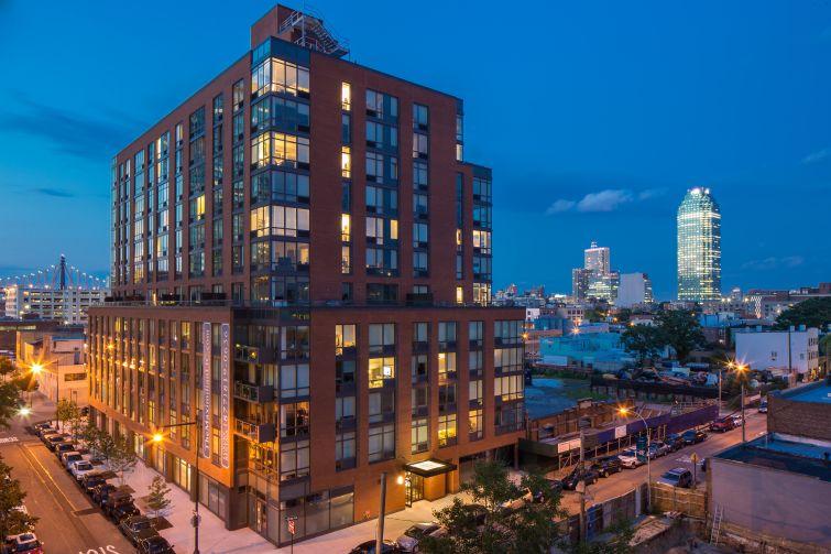 The Maximilian at 5-11 47th Avenue. Photo: O'Connor Capital Partners