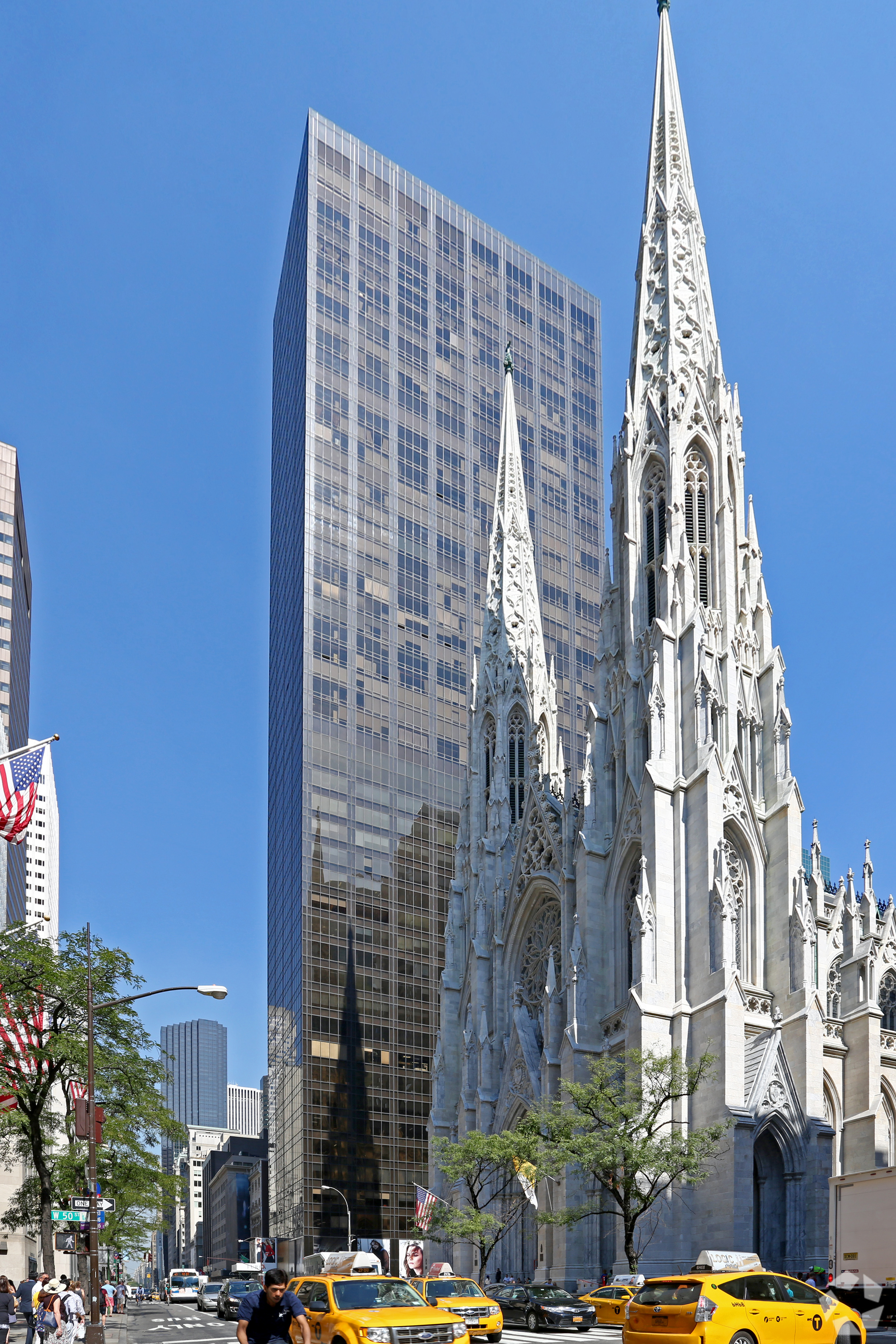 Nba Renews For 175k Sf At Olympic Tower On Fifth Avenue Commercial Observer