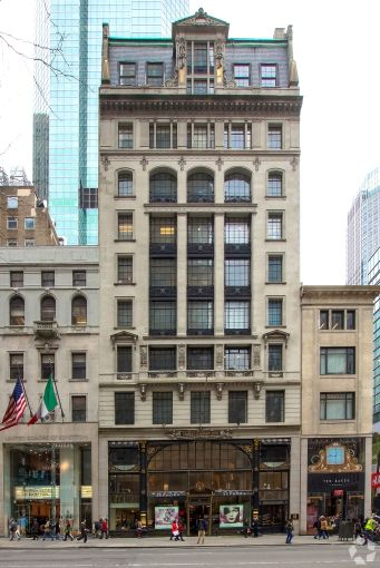 597 Fifth Avenue.