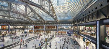 Empire State Station Complex. Photo courtesy: SOM
