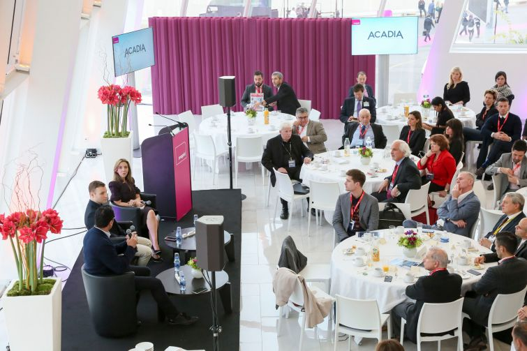 Retail discussions abounded at MAPIC 2016, which had a focus of online to offline .