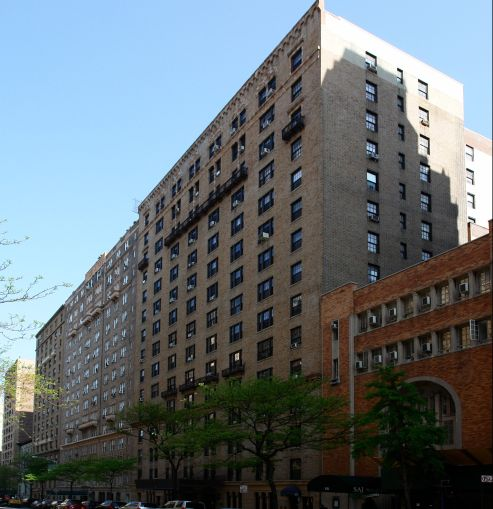 The Brewster at 21 West 86th Street.
