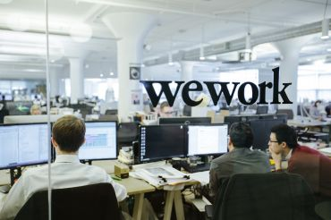 WeWork Soho West