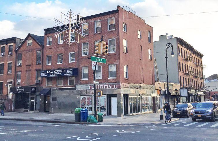 292 Atlantic Avenue.