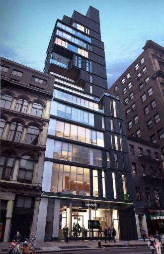 A rendering of 809 Broadway. Photo: CoStar Group
