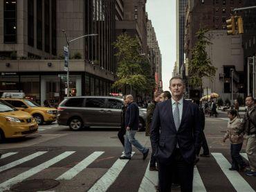 Dennis Schuh Photo: Sasha Maslov/Commercial Observer.
