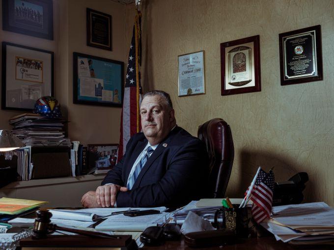 Gary LaBarbera. Photo: Sasha Maslov/for Commercial Observer