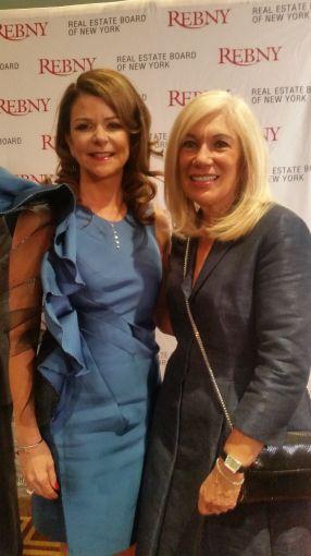 MaryAnne Gilmartin and Joanne Podell. Photo: Lauren Elkies Schram