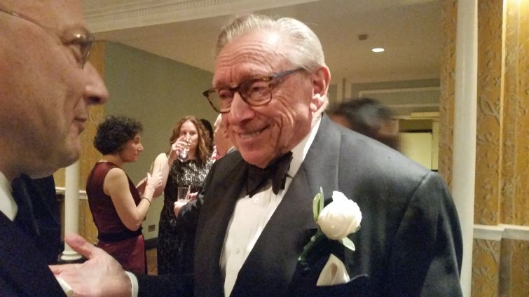 Larry Silverstein Photo: Lauren Elkies Schram
