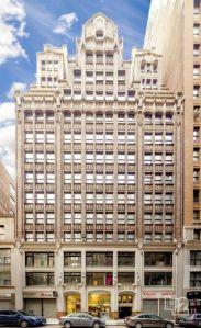 252 West 37th Street. Photo: Newmark Grubb Knight Frank