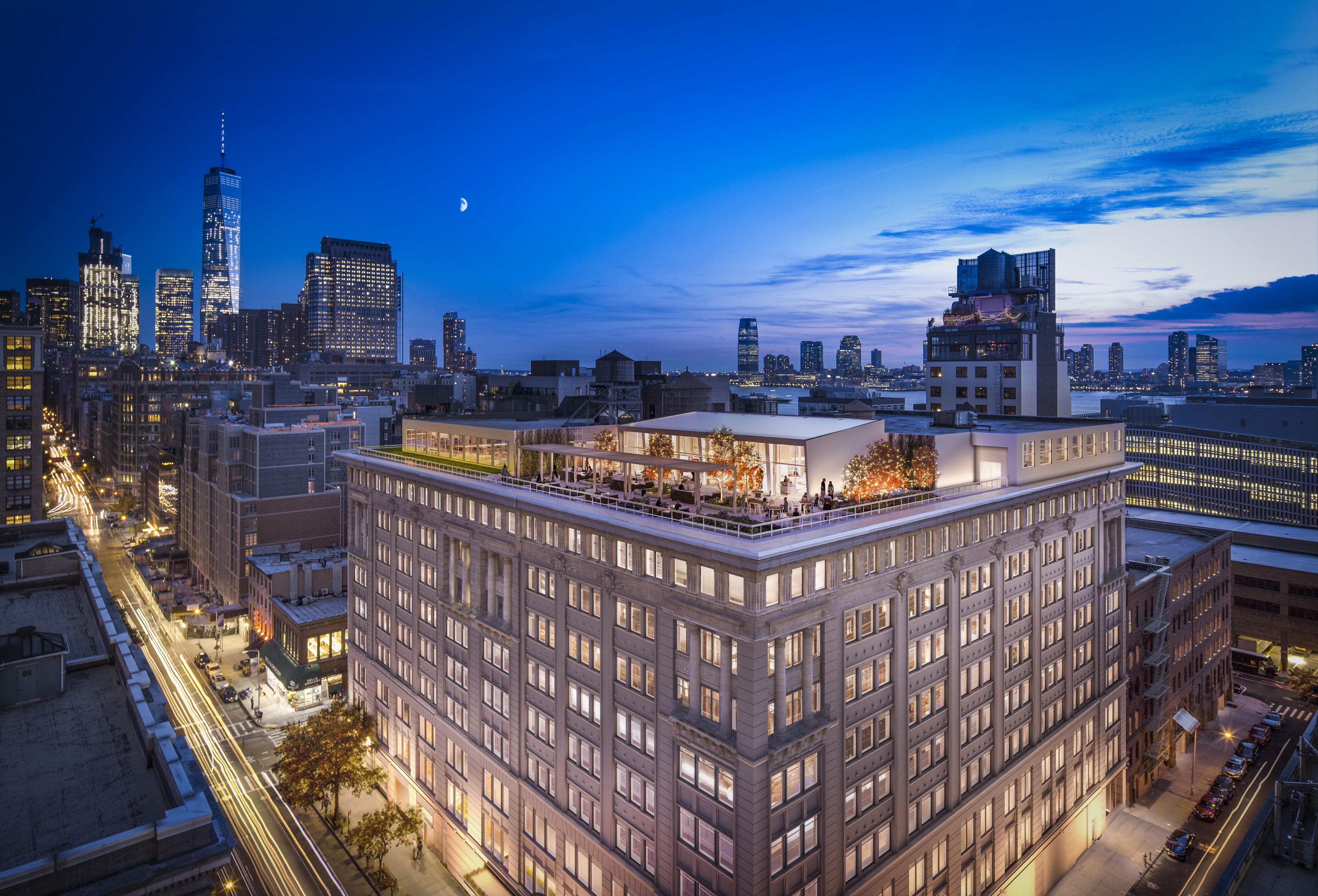 Google Announces 1b Hudson Square Campus Commercial Observer