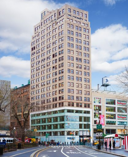 853 Broadway. Photo: Feil Organization