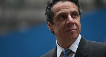 Governor Cuomo. Photo: Chris Hondros/Getty Images