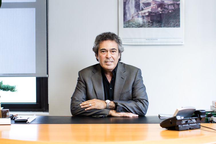 Ismael Leyva. PHOTO: Sam Ortiz for Commercial Observer