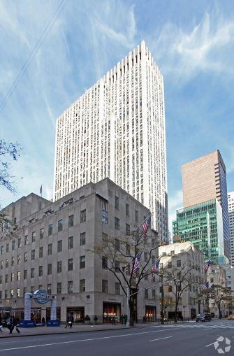45 Rockefeller Plaza.