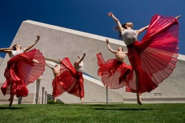 A Rioult Dance NY performance. Photo: Basil Childers