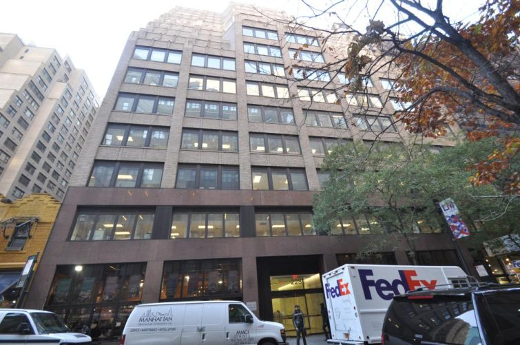 228 East 45th Street.