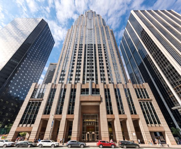 1177 Avenue of the Americas. Photo courtesy: Silverstein Properties