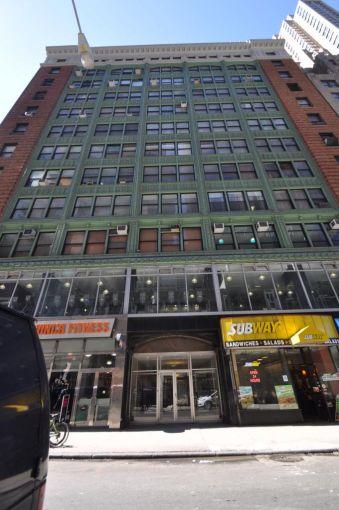 250 West 54th Street.