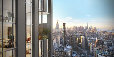 Rendering of 281 Fifth Avenue. Image: Lendlease