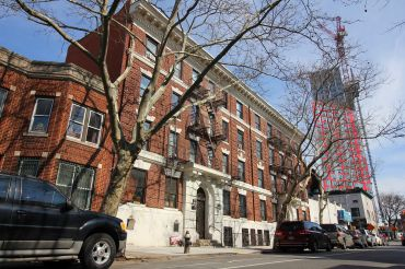 427-433 Dean Street in Brooklyn. Photo: TerraCRG