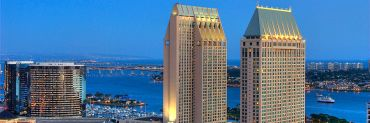 Manchester Grand Hyatt in San Diego, Calif. Photo: Manchester Grand Hyatt