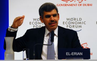 Mohamed El-Erian. Photo: Norbert Schiller/Wikipedia