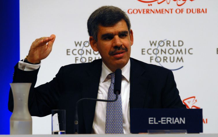 Mohamed El-Erian. Photo: Norbert Schiller/Wikipedia