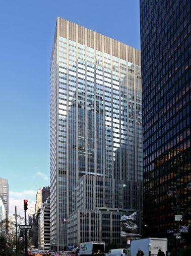 399 Park Avenue.