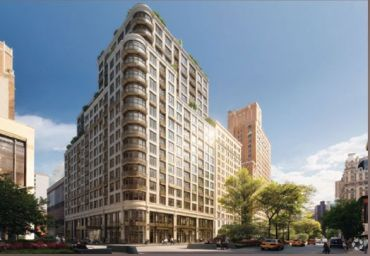 The Laureate at 2150 Broadway. Photo: CoStar Group