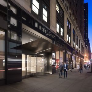 250 West 57th Street. Image: ESRT