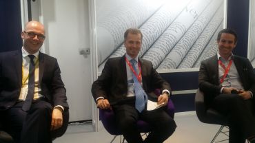 Filippo Rean at MIPIM.