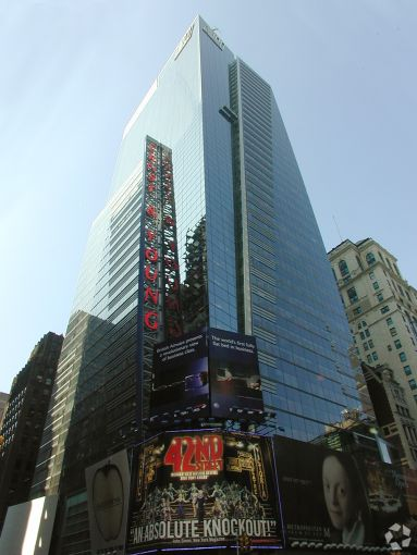 5 Times Square. Photo: CoStar Group