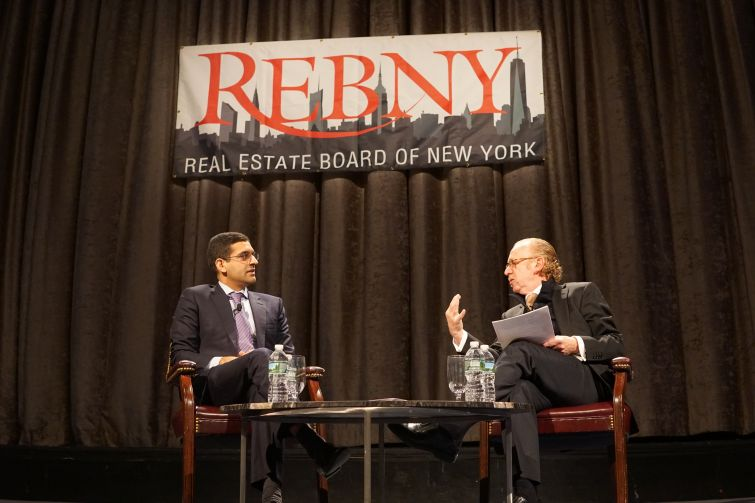 REBNY Members' Luncheon
