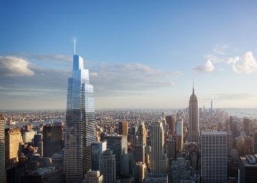 Rendering of One Vanderbilt.