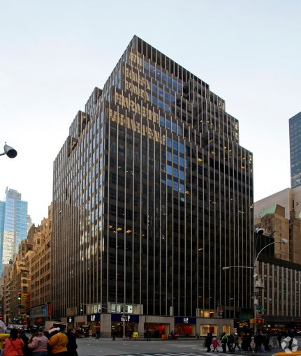 1212 Avenue of the Americas. Photo: CoStar Group