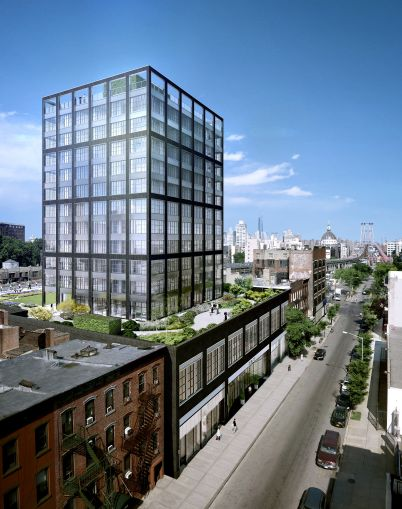 The development at 282 South 5th Street. Image: Morris Adjmi Architects