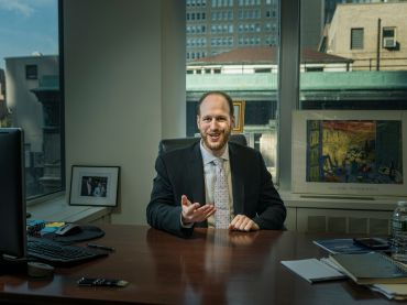 Councilman David Greenfield. Photo: SASHA MASLOV/FOR COMMERCIAL OBSERVER