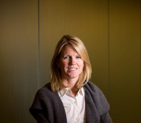 Lauren Nanna, director of global administration at General Atlantic LLC. Photo: Michael Nagle/For Commercial Observer