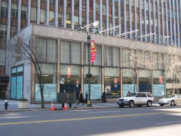News Building, 220 East 42nd Street.