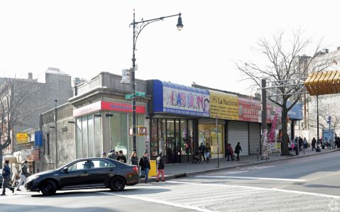 50-68 West Fordham Road. photo: CoStar Group