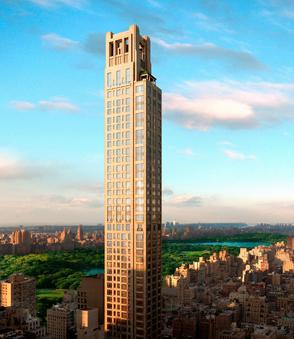 A rendering of 520 Park Avenue.