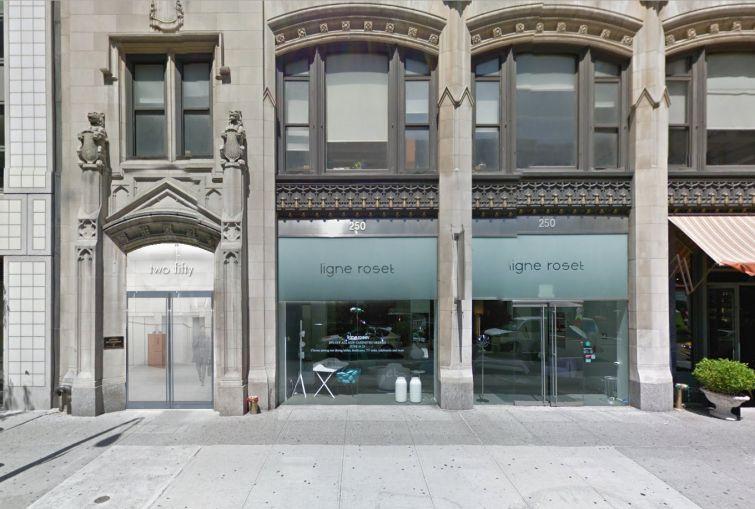 250 Park Avenue South.