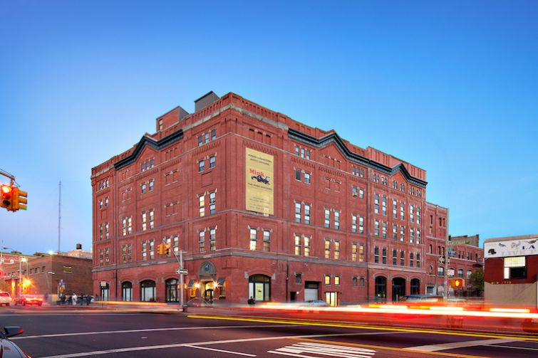The Mink Building at 1361 Amsterdam Avenue. Photo: Janus Property Company