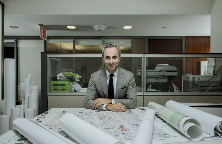 David Carlos. Photo: Sasha Maslov/for Commercial Observer