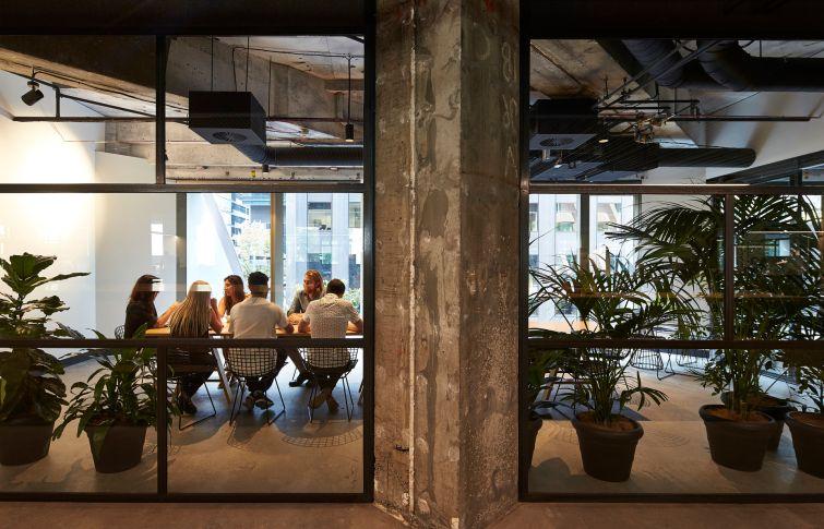 Woods Bagot studio in Melbourne. Photo: Woods Bagot.