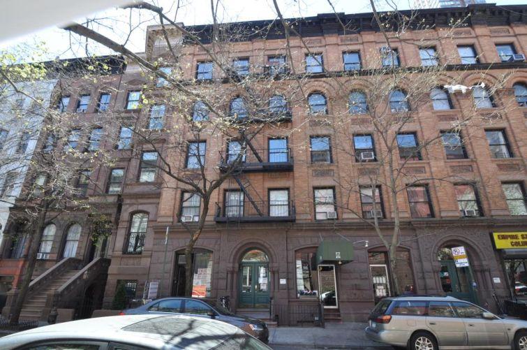 72 West 69th Street.